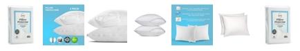 The Grand Mastertex Pillow Protectors, Standard - 2 Pieces