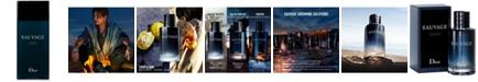 Dior Men's Sauvage Shower Gel, 6.7 oz