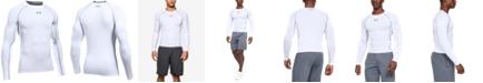 Under Armour Men's HeatGear® Armour Long Sleeve Compression Shirt