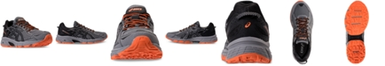 Asics Men's GEL-Venture 6 Trail Running Sneakers from Finish Line