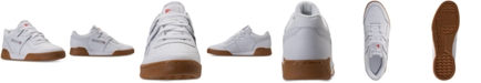 Reebok Men's Workout Plus Casual Sneakers from Finish Line