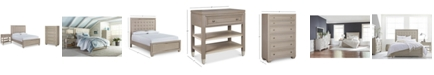 Furniture Kelly Ripa Kendall Bedroom Furniture, 3-Pc. Set (Full Bed, Chest & Nightstand), Created for Macy's