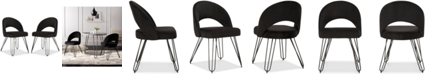 Safavieh Lacer Side Chair (Set Of 2)