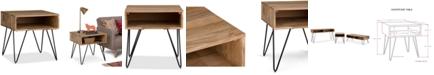 Simpli Home Mardel End Side Table