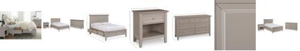 Furniture Sanibel Storage Bedroom Furniture, 3-Pc. Set (Queen Bed, Nightstand, and Dresser), Created for Macy's