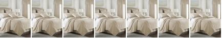 Colcha Linens Cambric Vanilla Comforter-King