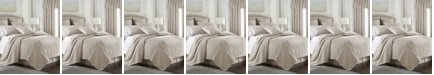 Colcha Linens Cambric Natural Comforter-King