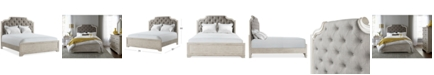 Furniture Closeout! Hadley King Bed, Created for Macy's