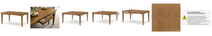 Furniture Rachael Ray Everyday Dining Rectangle to Square Table