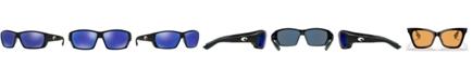 Costa Del Mar Polarized Sunglasses, CDM TUNA ALLEY 66P