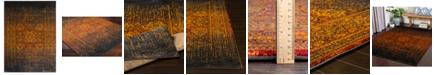 "Surya Mumbai MUM-2303 Saffron 7'10"" x 10'3"" Area Rug"