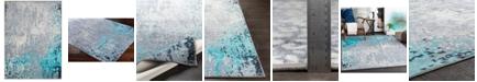 """Surya Silk Road SKR-2316 Sea Foam 5'3"""" x 7'3"""" Area Rug"""