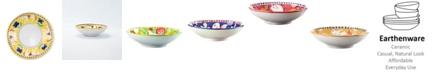 VIETRI Campagna Coupe Pasta Bowl