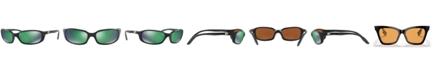 Costa Del Mar Polarized Sunglasses, CDM BRINE 59