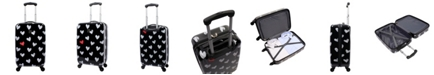 """Tag Gallery 20"""" Hardside Carry-On Spinner Suitcase"""