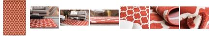 """Bridgeport Home Arbor Arb1 Light Terracotta 10' 6"""" x 16' 5"""" Area Rug"""