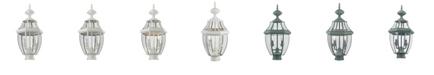 Livex Monterey 2-Light Outdoor Post Lantern