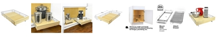 Lynk Professional Select Slide Out Wood Cabinet Organizer
