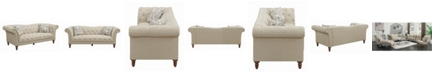 Coaster Home Furnishings Josephine Tufted Sofa