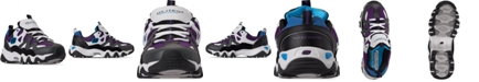 Skechers Big Boys D'Lites 2 Tidal Wave Athletic Sneakers from Finish Line