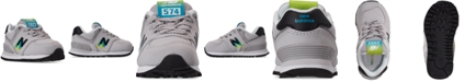 New Balance Toddler Boys 574 Casual Sneakers from Finish Line