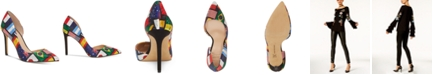 INC International Concepts INC Women's Kenjay d'Orsay Pumps, Created for Macy's