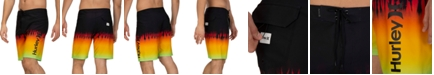 "Hurley Men's Surf Trip Print 20"" Board Shorts"