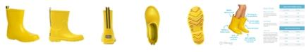 Totes Little Girls Cirrus Charley Tall Waterproof Rain Boots