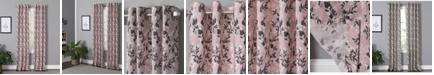 "Windham Weavers Vanessa 50"" x 84"" Floral Curtain Panel"