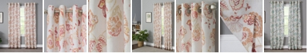 "Windham Weavers Sabrina 50"" x 63"" Floral Curtain Panel"