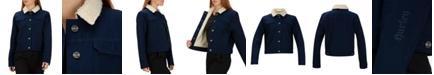 Hurley Trouper Cotton Fleece-Lined Jacket
