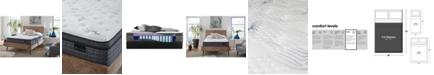 "King Koil Luxury Willow 13.5"" Plush Euro Top Mattress- Full"