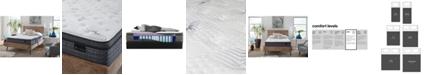 "King Koil Luxury Willow 13.5"" Plush Euro Top Mattress Collection"