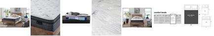 "King Koil Luxury Willow 13.5"" Plush Euro Top Mattress Set- Queen"