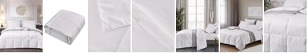 Elle Decor Light Warmth White Down Fiber Comforter, King