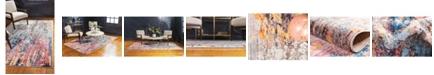Jill Zarin Chelsea Downtown Jzd009 Multi 8' x 10' Area Rug