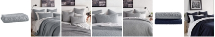 DKNY Speckled Jersey Twin Quilt