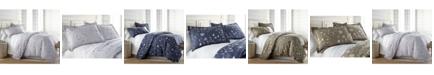 Southshore Fine Linens Secret Meadow Comforter and Sham Set, Queen