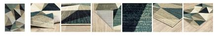 """JHB Design Zeena ZEE03 Gray 9'10"""" x 12'10"""" Area Rug"""