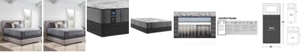 "Sealy Premium Posturepedic Satisfied II 12"" Ultra Firm Mattress Set- Twin"