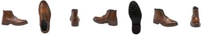 Johnston & Murphy Men's Cody Wingtip Zip Boots