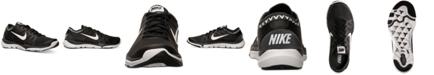 Nike Women's Flex Supreme Print Training Sneakers from Finish Line