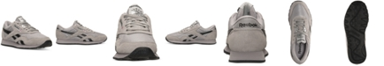 Reebok Men's Classic Nylon Casual Sneakers from Finish Line
