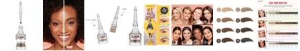 Benefit Cosmetics ka-BROW! cream gel eyebrow color with brush