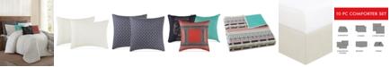 Pem America CLOSEOUT! Dune 10-Pc. Queen Comforter Set