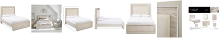 Furniture Lyndon California King Bed, Created for Macy's