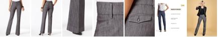 Lee Platinum Madelyn Straight-Leg Trousers