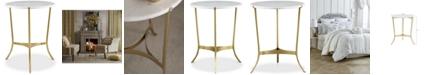 "Furniture Metro 22"" Accent Table"
