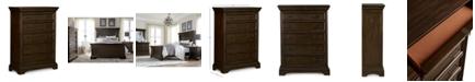 Furniture Closeout! Carlisle 6 Drawer Chest