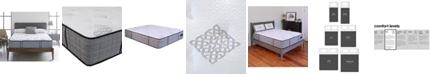 """Chic Couture Memory Foam and Wrapped Coil Hybrid 12"""" Firm Mattress in a Box Collection"""